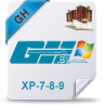 gh format for inclusion in the windows market for pc and laptop